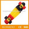 blank deck skateboard with free skateboard wheels