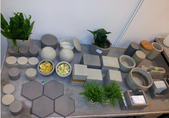 Wholesale creative cement household utensils luxury for Cheap homeware decor