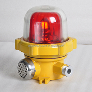 5 year warranty explosion proof strobe light and horn