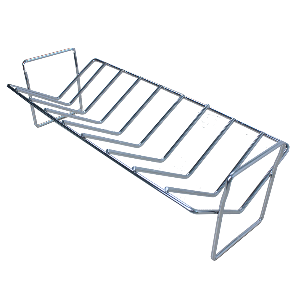 TOP Selling Outdoor Producten Kamado Grill BBQ Accessoires Rib Rack