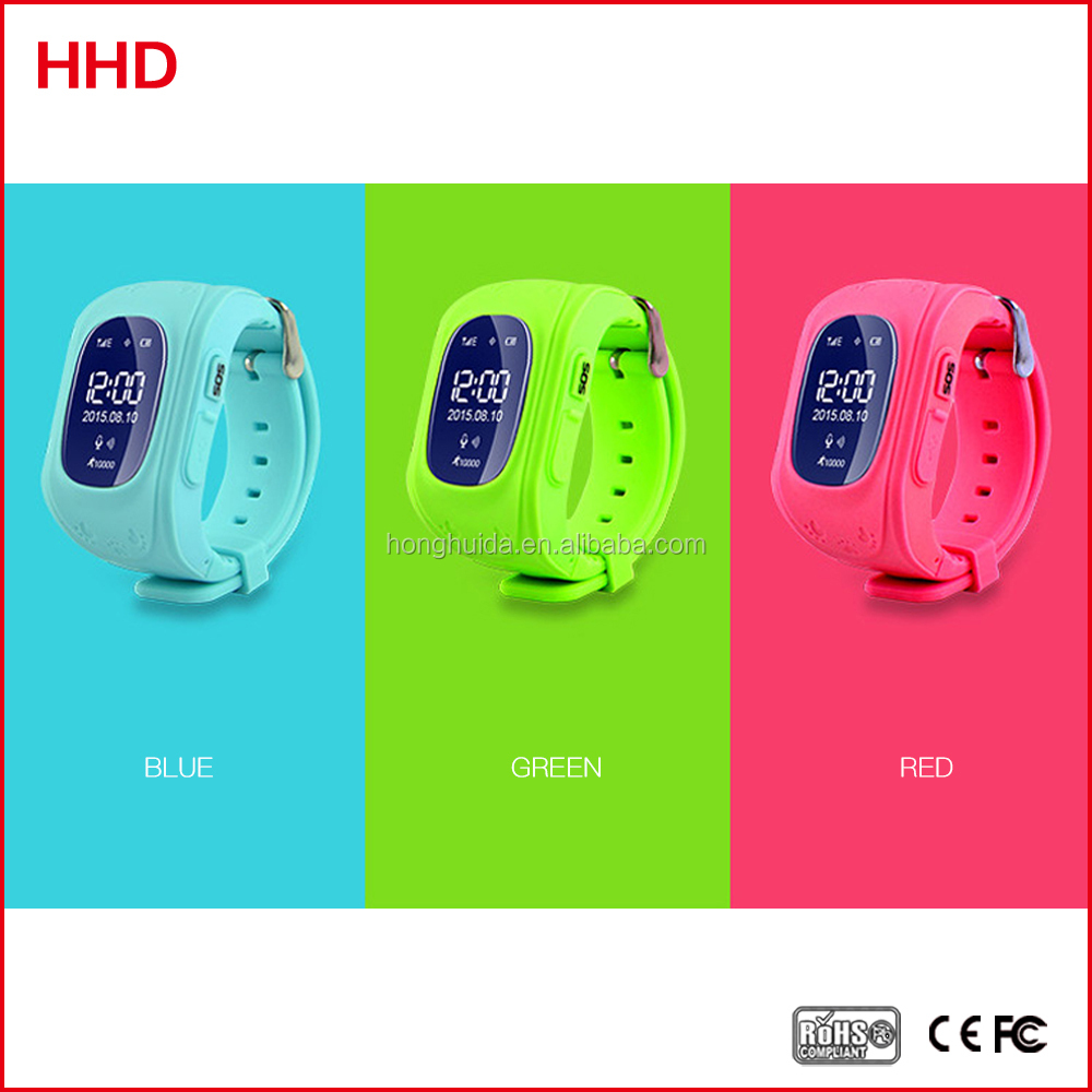 Q50 Kids GPS Watch With Tracking And Communication Function