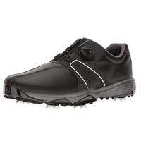 Hot selling professional custom made rubber sole sports golf shoes