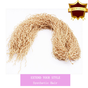 Popular 63Inch 52Roots/pack Micro Box Braid Synthetic Zi Zi Braid Crochet Hair