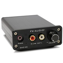 FX-<span class=keywords><strong>Audio</strong></span> DAC-X3 Fibra/Coassiale/<span class=keywords><strong>usb</strong></span> decoder 24BIT/192 Khz hifi <span class=keywords><strong>usb</strong></span> dac <span class=keywords><strong>audio</strong></span> <span class=keywords><strong>amplificatore</strong></span>