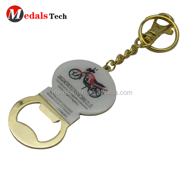 Zinc alloy promotional custom wine corkscrew bottle opener
