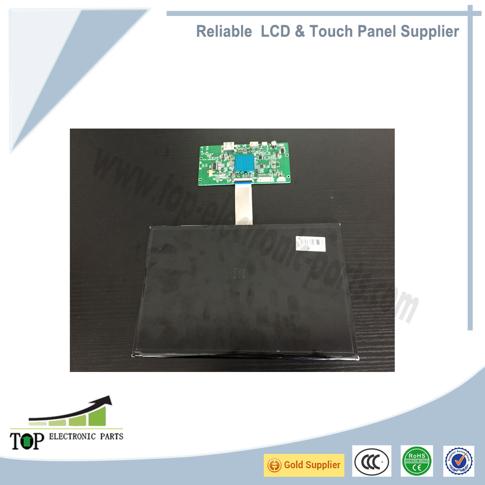 10 inch eDP 30 pins connector TFT LCD IPS screen 16:10 landscape 1000:1 C/R 400 cd/m2 60Hz LCD