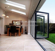 Perfect aluminum bi folding door,kerala front door designs