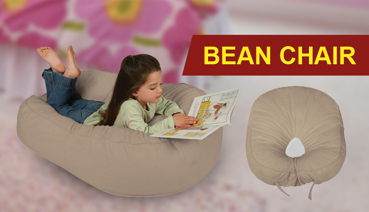 Kids Bean Bag Fat Boy Chair Bed