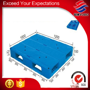 Hot sale heavy duty pallet, plastic framed pallet