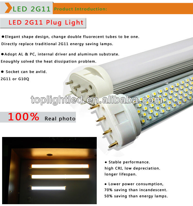 Product Lamp On Buy Lamp Lamp 417mm Fpl Pll 80ra 2g11 2g11 417mm Led Tube CrxshotQdB