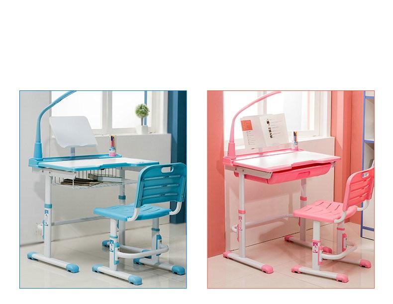 Good Quality Kids Desk And Chair Set Pink Kid Study Table