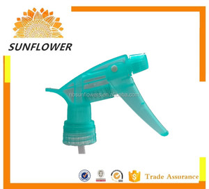 china plastic spot chemical triger pump sprayer for garden SF-B 28mm