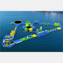 China factory High Quality giant inflatable water park, inflatable commercial water park for sale