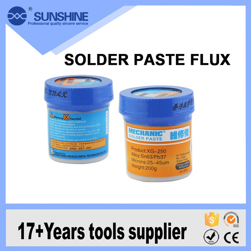 High Quality Tin Solder Paste Flux With Best Price