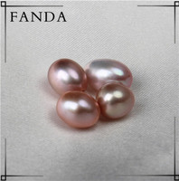 Seed freshwater pearl wholesale/real cultured loose pearls