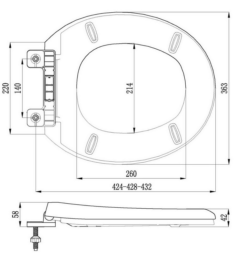 parts of a toilet seat. american standard toilet parts round plastic seat  View
