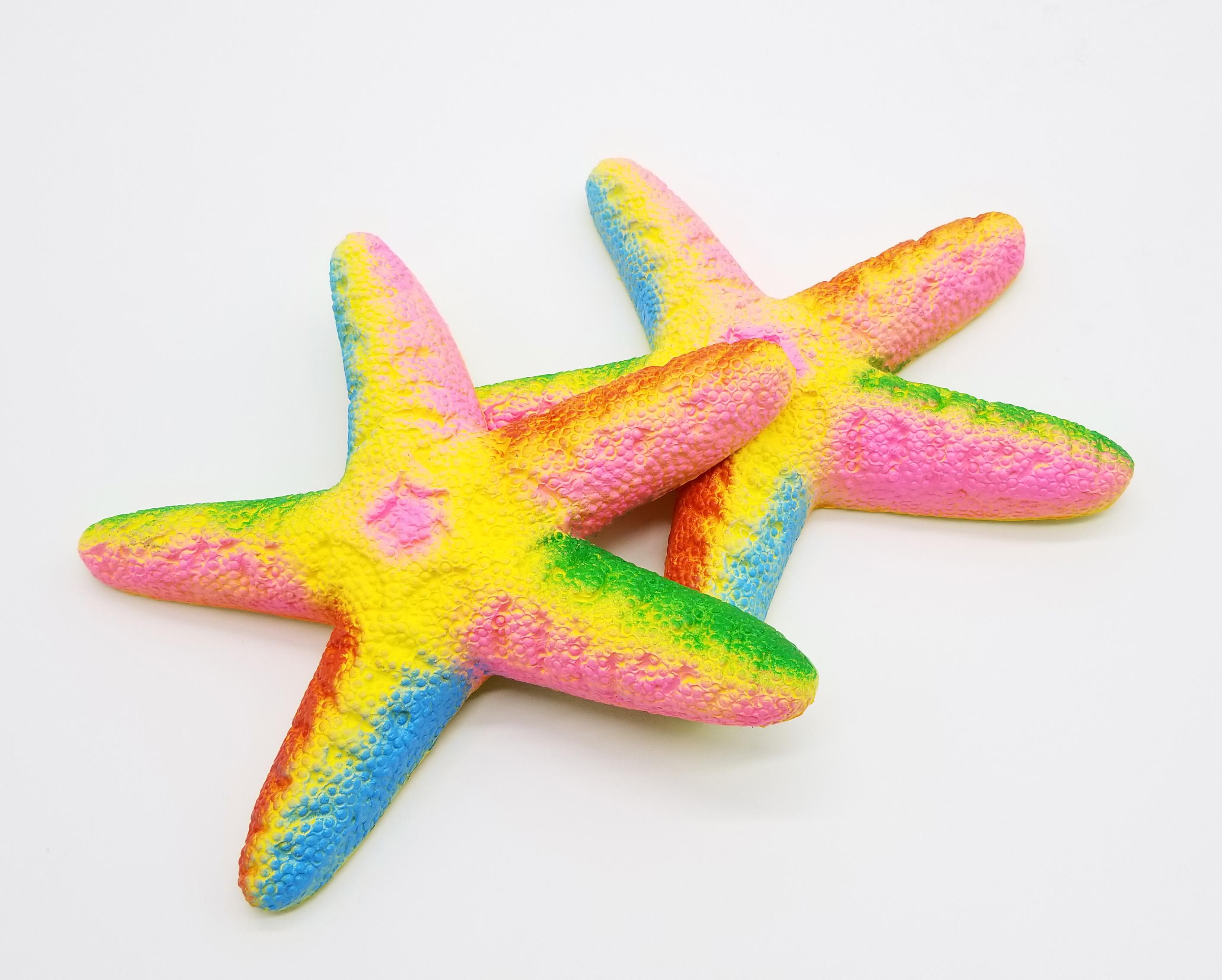 Venta Al Por Mayor Estrellas De Mar Animadas De Colores