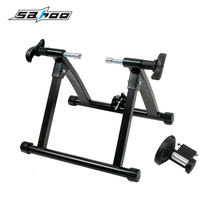 Sahoo High Quality and OEM Accepted Steel 130KG Loading Magnetic Indoor Bicycle Bike Trainer