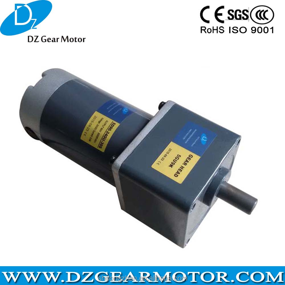 High Precision 15W 60MM DC Motor 15v