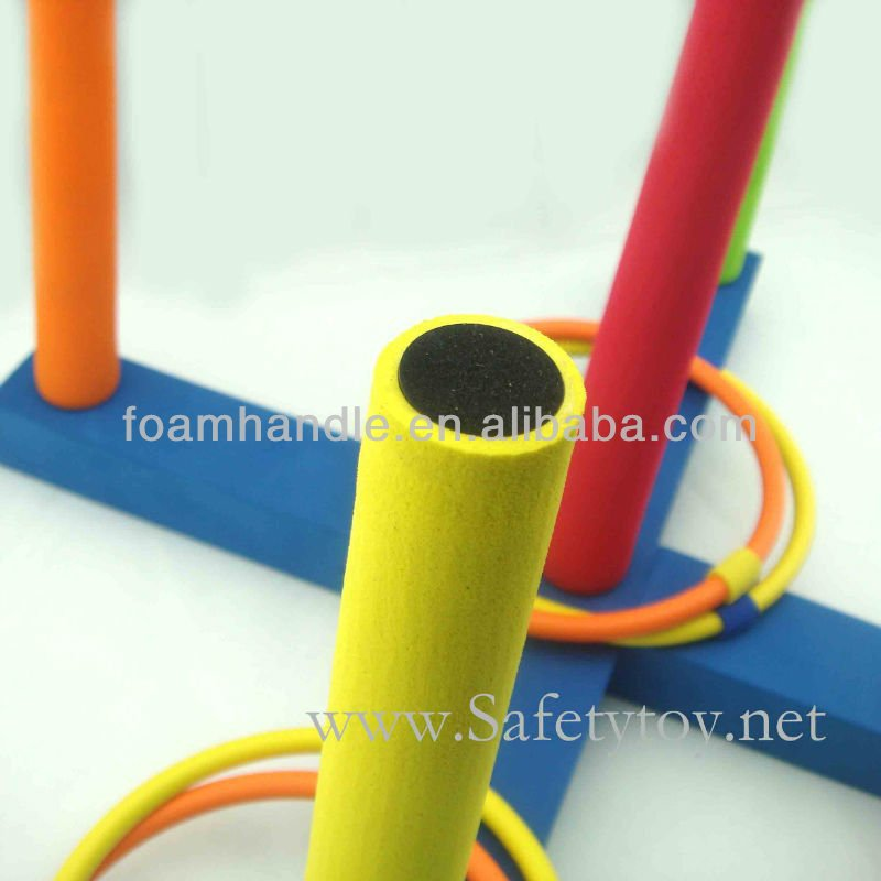 China design throw toss game / water play game ring toss toy