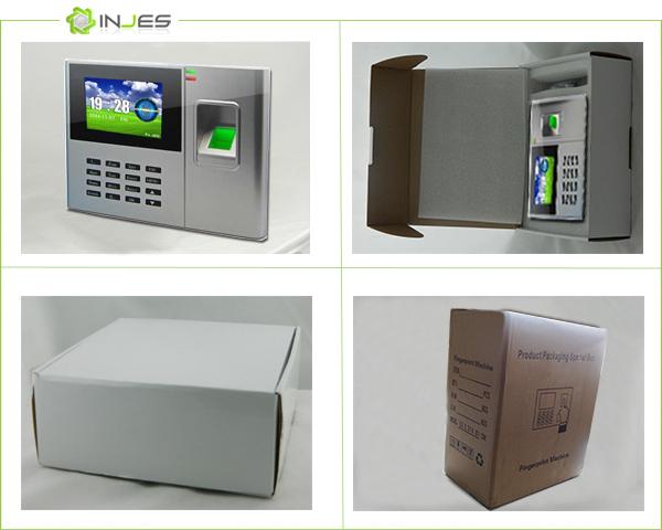 clocking device fingerprint biometric electronic attendance register