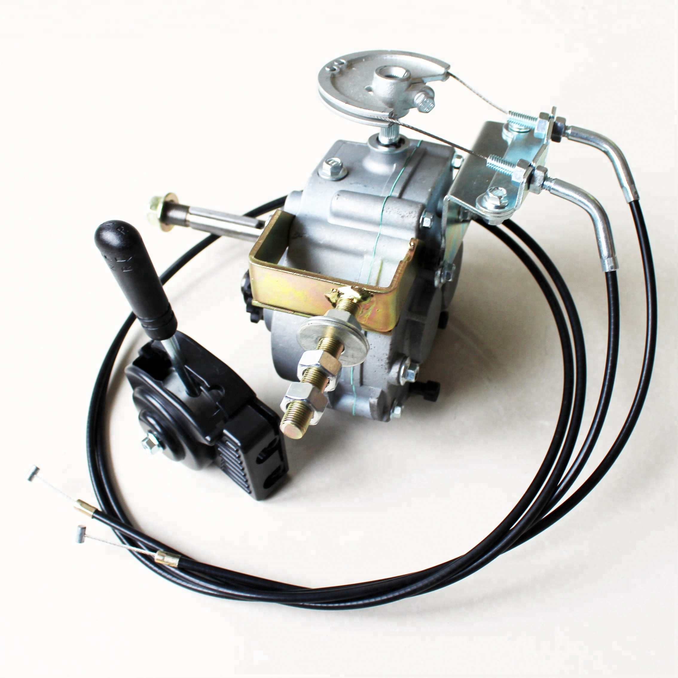 Go Kart Forward Reverse Gear Box For 13hp Engine 40/41 10t Or 12t - Buy  Gear Box With Reverse,10t Sprocket Forward Reverse Gearbox,13hp Go Kart