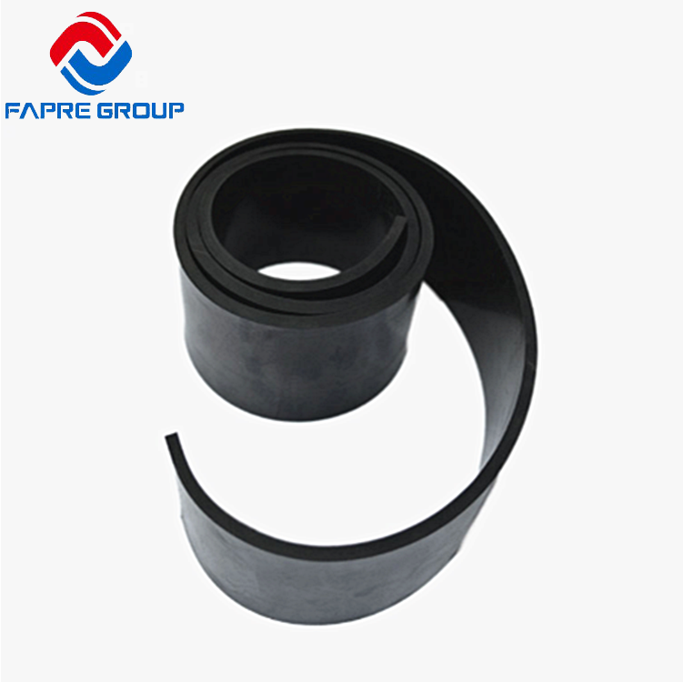 Industrial SBR Sheeting Rubber Customized Size Rubber Sheet for Seal Gasket