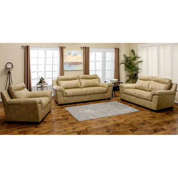 Simple Style Furniture Living Room Sofa Used Sectional Leather Fabric