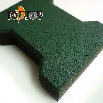 Garden Path Rubber Block Solid Recycled Product On Alibaba