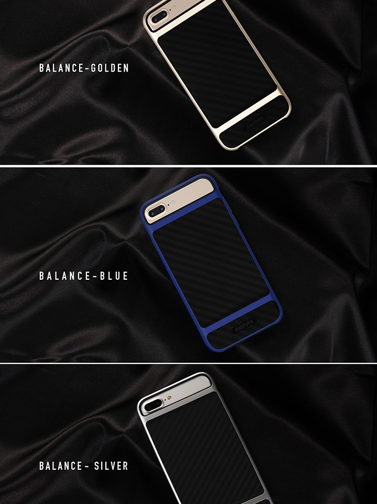 Remax Balance Series Double Layers Phone Case for Iphone 7/Iphone 7 plus