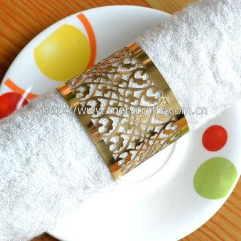 bulk wholesale napkin ring for weddings wedding paper napkin rings