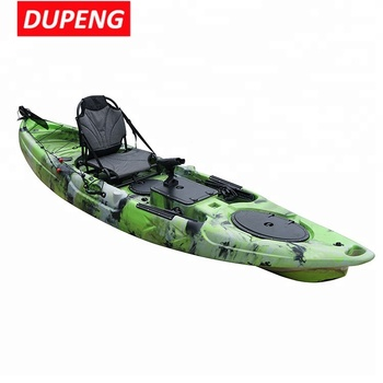 SOLD – Used 14′ Paluski Riptide Kayak (Red & White ... |Riptide Kayak
