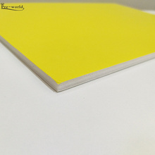 Polystyrene Paper Foam Board for sign