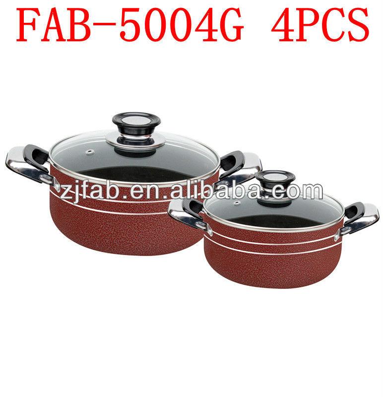 4 unids sud frica aluminio utensilios de cocina coreano for Utensilios de cocina de aluminio