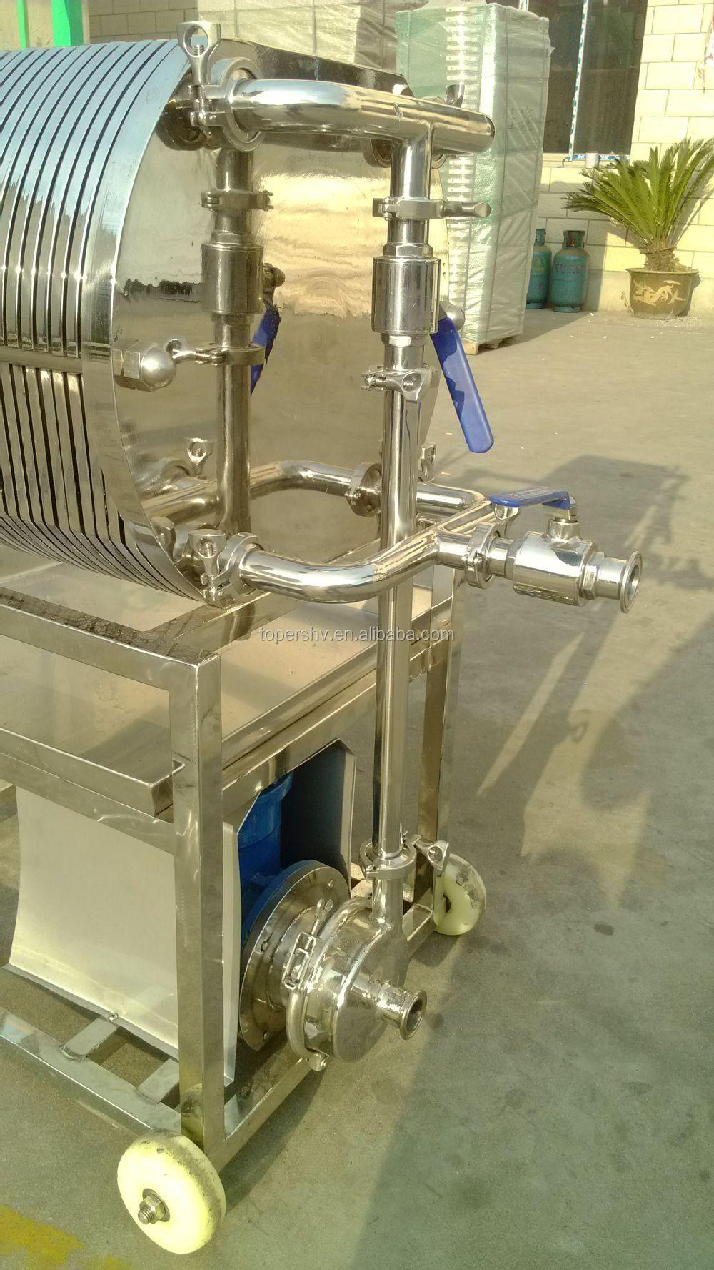 Membranfilter Technik,Edelstahl Platte Rahmenfilterpresse - Buy ...