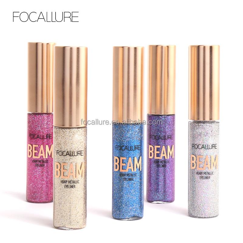 Focallure Ladies Fancy Items Cosmetic Glitter Eyeliners Makeup Wholesale -  Buy Focallure Glitter Eyeliner Makeup,Glitter Eyeliners Wholesale,Glitter