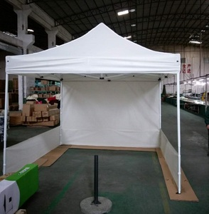 Hot Sell Waterproof Advertising Folding Rain Shelter Tent For 12 People