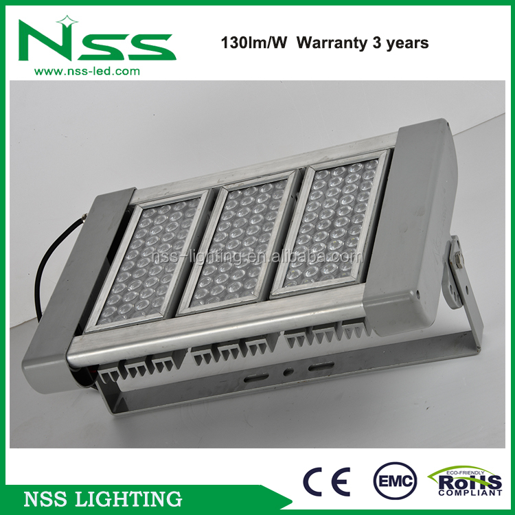 Hot selling items 150w IP65 Bridgelux Aluminum outdoor lamp led <strong>flood</strong> light
