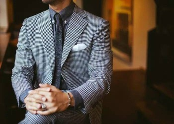 how to choose catch really comfortable Bespoke Man Suit/custom Slim Fit Men Suit /tailored Business Slim Fit Men's  Suits - Buy Wedding Suits Pictures Bespoke Suit Suit Men Made To Measure ...