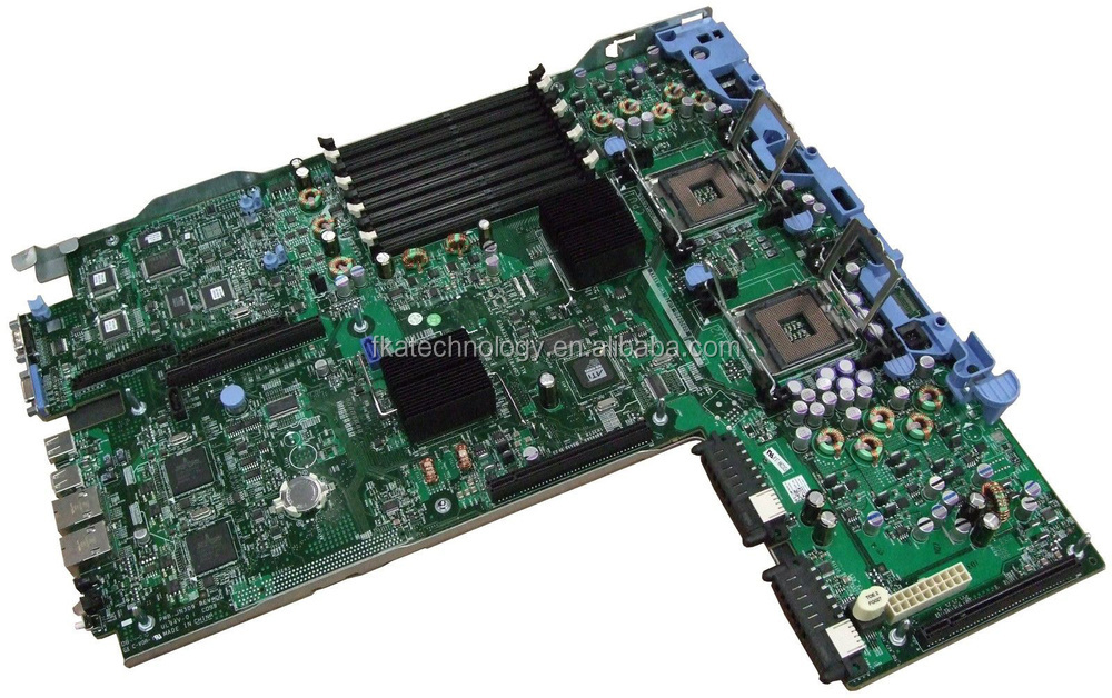 Server Motherboard H603h For Dell Poweredge 2950 Intel Xeon 5000 ...