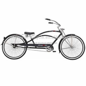 Steel Frame Chopper Bicycle 24-26\
