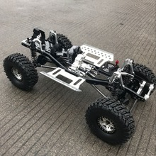 KYX RC Car Electric 4x4WD Metal Axial SCX10 Chassis