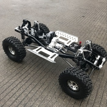 kyx rc car electric 4x4wd metal axial scx10 chassis buy metal