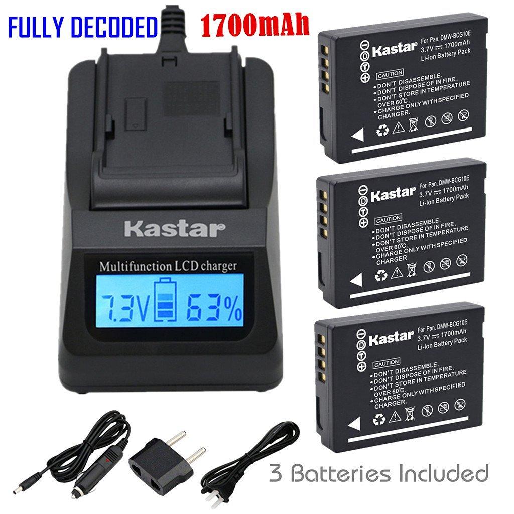 Consumer Electronics Battery Usb Charger For Panasonic Lumix Dmc-3d Dmc-3d1 Dmc-tz6