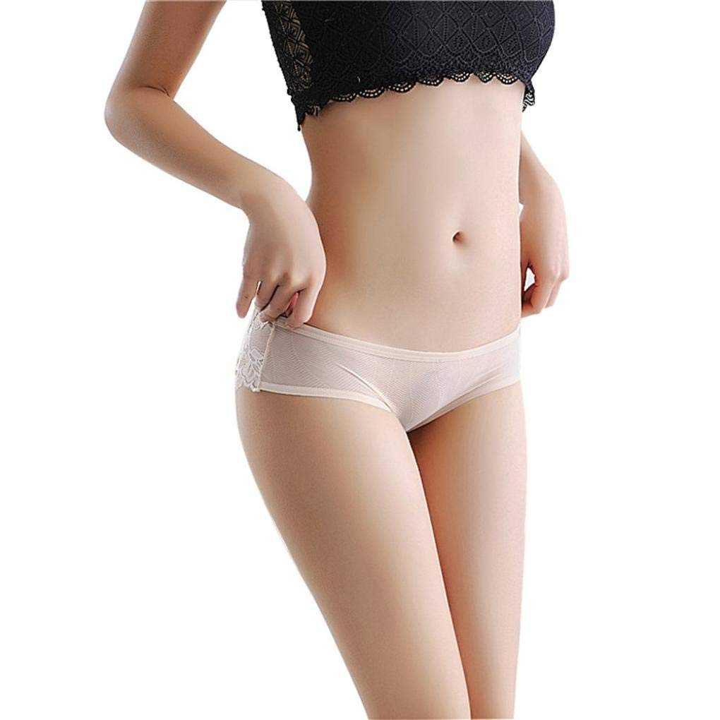 2c048cfa24 Get Quotations · Women Sexy Briefs Half Back Coverage Panties Thongs G-String  Underwear