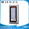 Waterproof ACM208 access control with metal keyboard Good quality rfid punch card time attendance