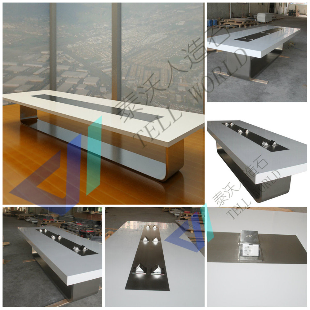 modern white meeting tableluxury conference tablecontemporary  - modern white meeting tableluxury conference tablecontemporary boardroomtable