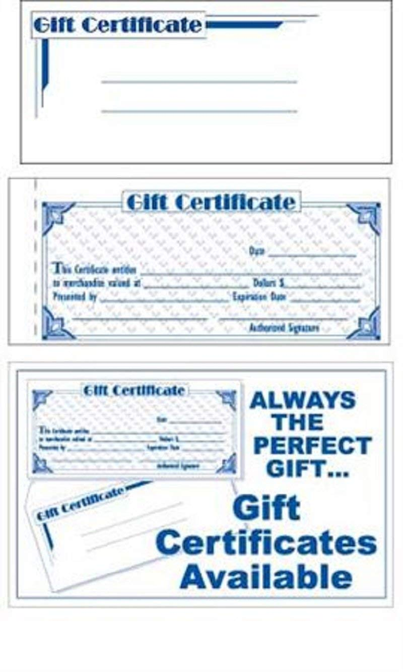 cheap small business gift certificates find small business gift