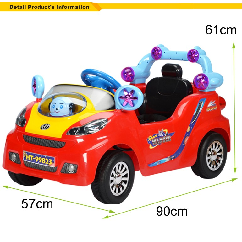Outdoor Cool 4ch Kids Electric Ride On Toys Car Oc049163