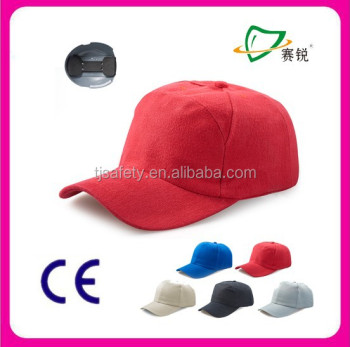 baseball cap shaped safety helmet protection petroleum